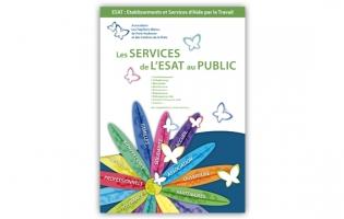 La plaquette des services de l'ESAT